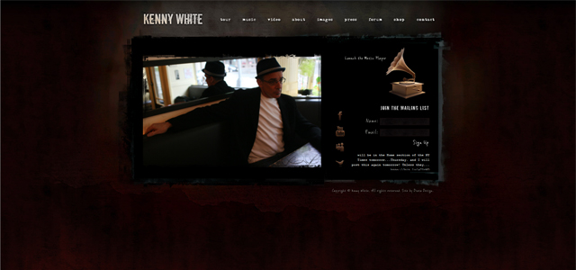 Kenny White