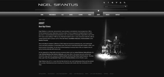 Nigel Sifantus