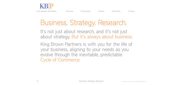 King Brown Partners by S. Sifantus
