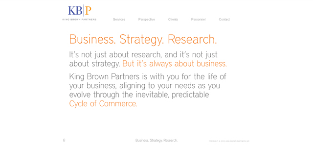 King Brown Partners
