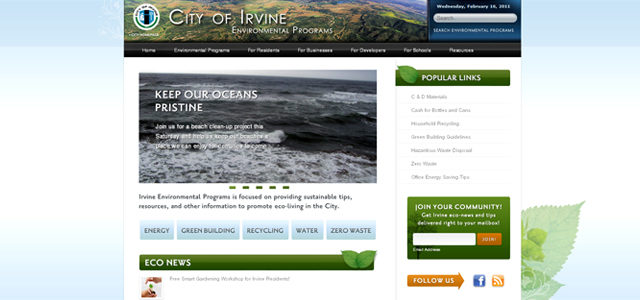 City of Irvine by S. Sifantus