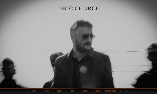 Eric Church by S. Sifantus