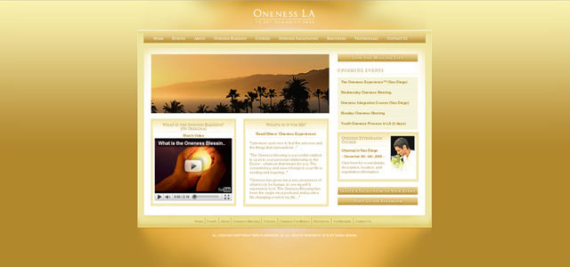 Oneness LA by S. Sifantus