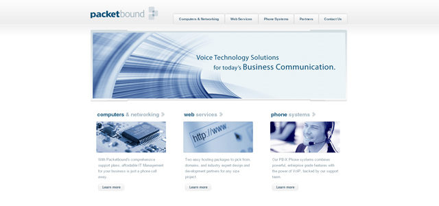 Packetbound Networks