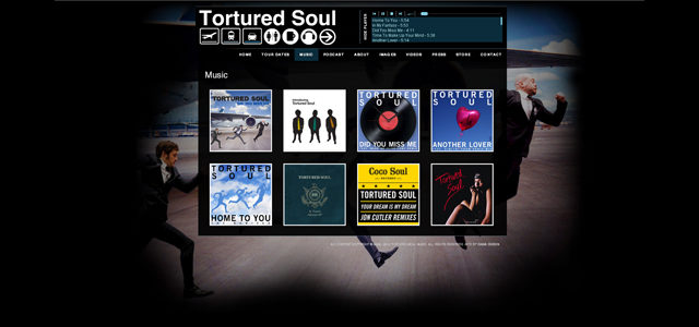 Tortured Soul Music by S. Sifantus