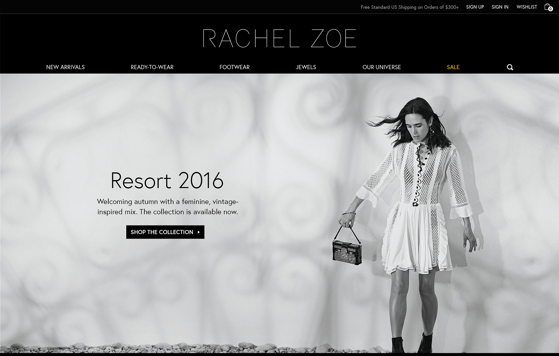 Rachel Zoe Collection by S. Sifantus